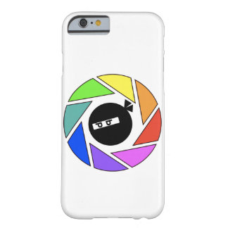 Pic Ninja Rainbow Logo Barely There iPhone 6 Case
