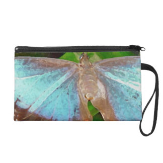 Pic of Butterfly Wristlet