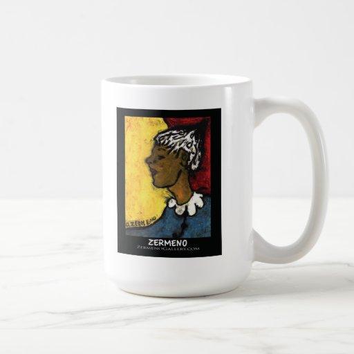 """Picasselita"" by Zermeno coffee mug"