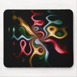 Picasso Rose Mouse Mat