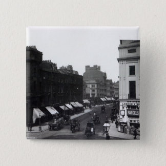 Piccadilly Circus 15 Cm Square Badge