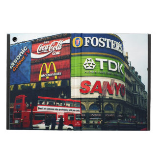 Piccadilly Circus iPad Case