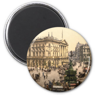 Piccadilly Circus, London, England Magnet