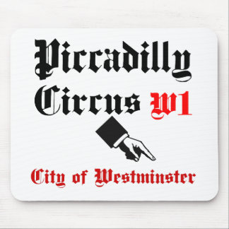 Piccadilly Circus Mouse Mat