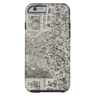 Piccadilly during the Great Exhibition, 1851 Tough iPhone 6 Case
