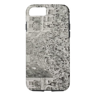 Piccadilly during the Great Exhibition, 1851 iPhone 7 Case