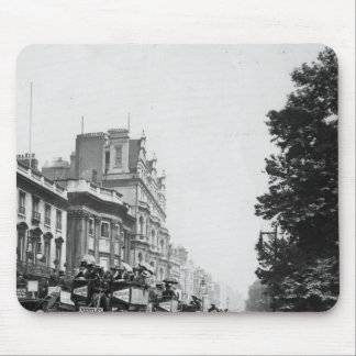 Piccadilly, London Mouse Mat