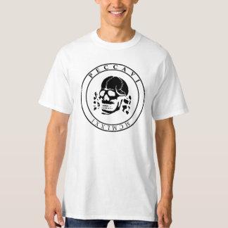 PICCAVI  Memento Mori t-shirt
