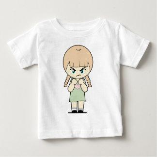 Piccola_Simo  Angry Baby T-Shirt