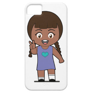 Piccola Simo  Victory (afro) iPhone 5 Cover