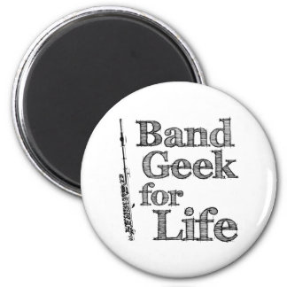 Piccolo Band Geek Magnets