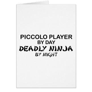 Piccolo Deadly Ninja by Night Card