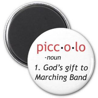 Piccolo Definition Magnets