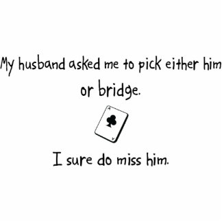 Pick Husband or Bridge Photo Sculptures
