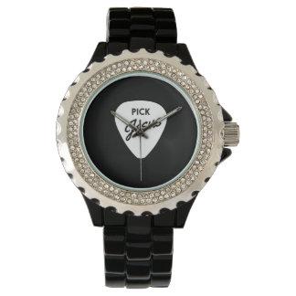Pick Jesus Wristwatch
