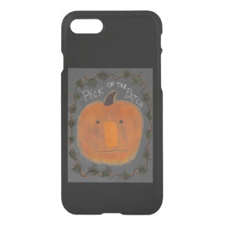 Pick of the Patch Pumkin iPhine Case