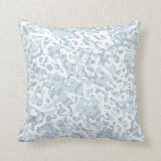 Pick The Pastel Color Marble Look Throw Pillow 1