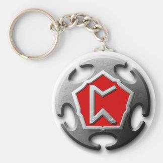Pick Up Artists Unite Basic Round Button Key Ring