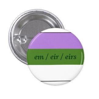 Pick Yer Pronoun buttons