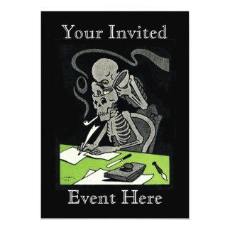 Pick Your Brains Invitation