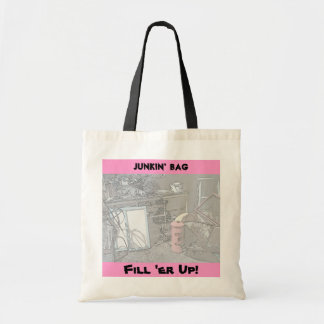 Pickers' Junkin' Tote Bag