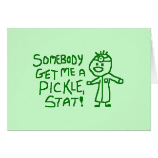 Pickle Card
