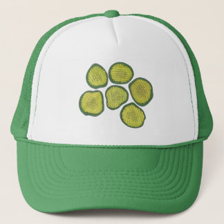 Pickle Chips Sweet Pickles Foodie Kosher Dill Chip Trucker Hat