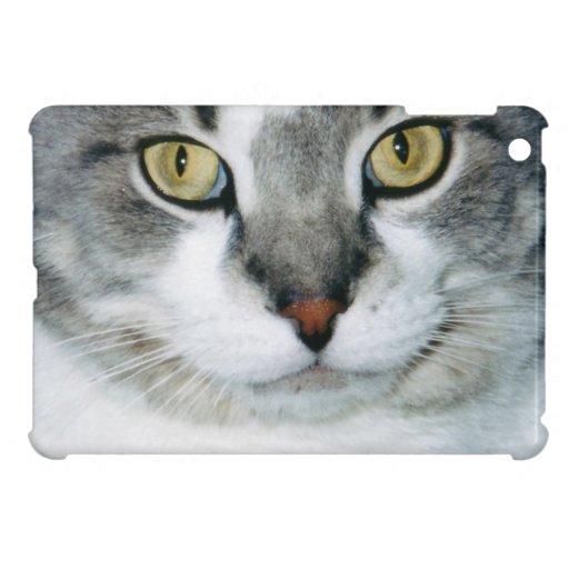 Pickle the Cat iPad Mini Cover