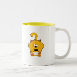 Pickle the naughty Kitty Mug