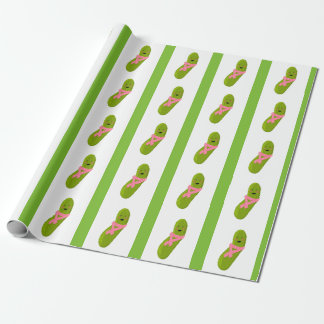 Pickle Wrapping Paper