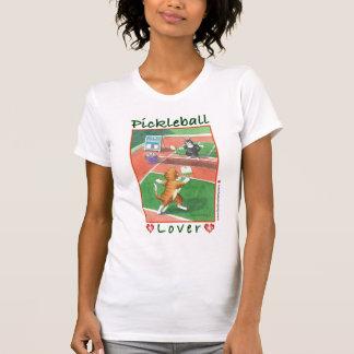Pickleball Cats Bud & Tony T-Shirt