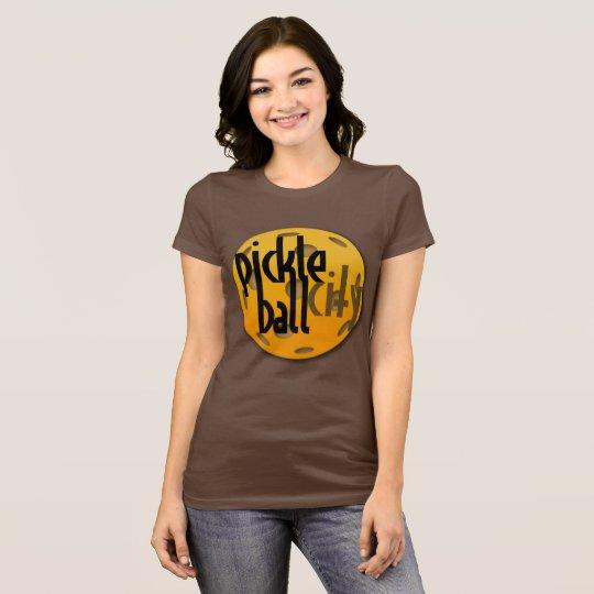 Pickleball City T-Shirt