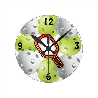 Pickleball clock (medium)