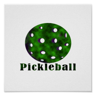pickleball clouded text n ball green.png print