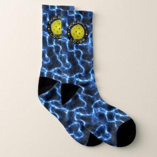 Pickleball Lover 1 Options All-Over-Print Socks