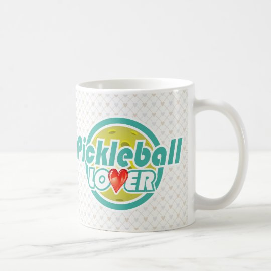 Pickleball Lover 2B Mug