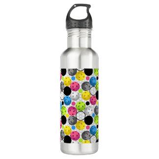Pickleball Print 710 Ml Water Bottle