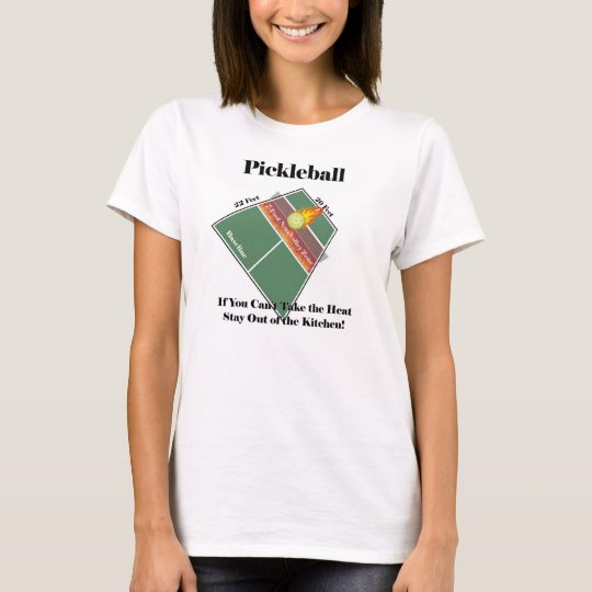 Pickleball Shirt - Stay out of the Kitchen