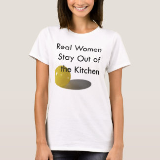 Pickleball, stay out of the kitchen T-Shirt