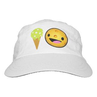 Pickleball Summer Ice Cream Cone Hat
