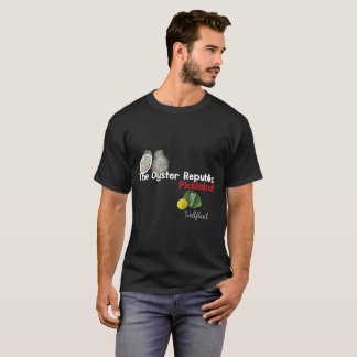 Pickleball T-Shirt - Black