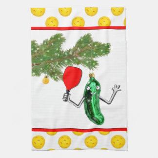 Pickleball Tea Towel