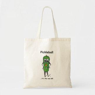 Pickleball Totebag Tote Bag