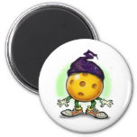 Pickleball Wizard Magnets