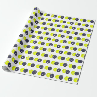Pickleball Wrapping Paper
