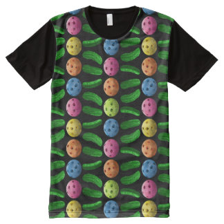 Pickleballs and Pickles T shirt