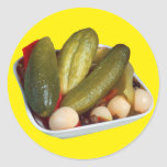 Pickles Stickers