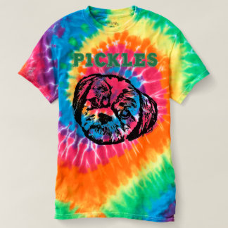 Pickles Tie-Dye T-Shirt
