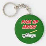 Pickup Artist Keychain