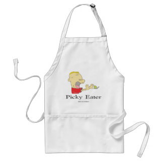 Picky Eater! Apron